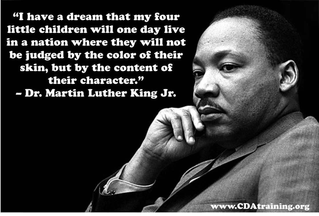 essay of martin luther king if i have dream