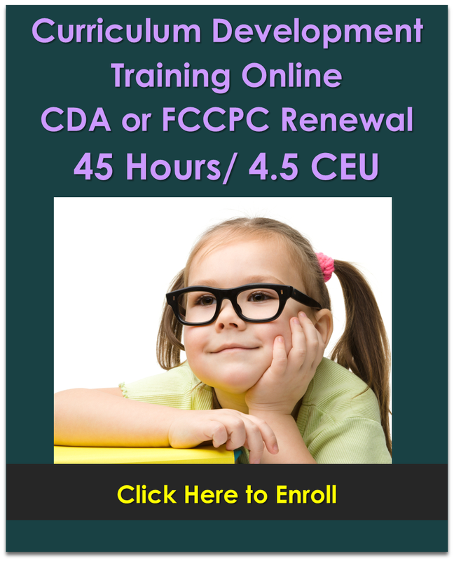 FCCPC Renewal 45 Hours 4.5 CEU Florida Child Care Training