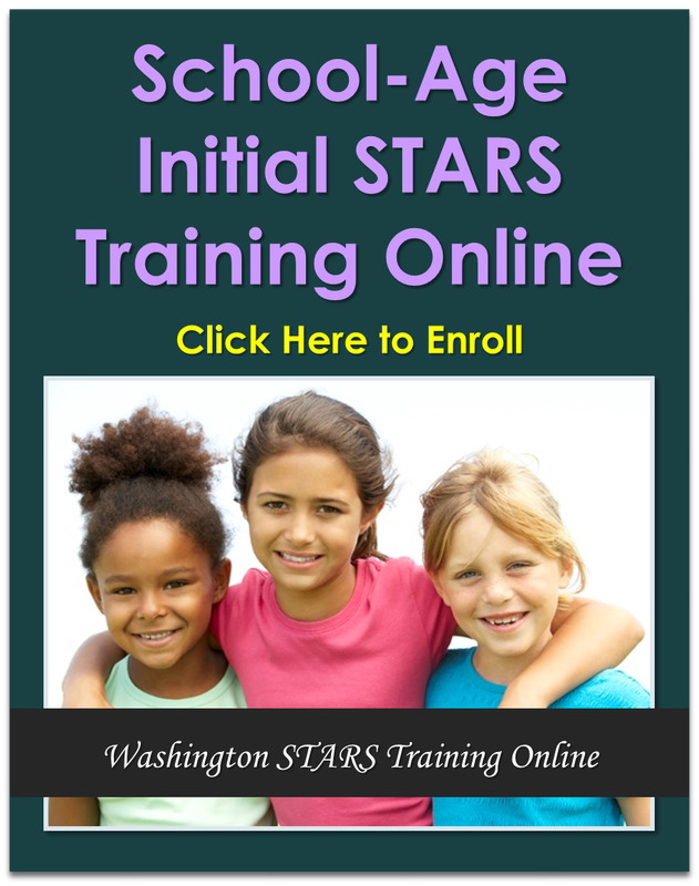 20 hour stars training online School Age